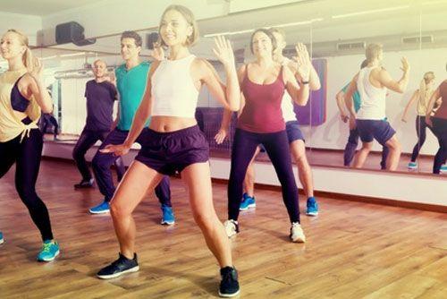Kisstory Dance Class