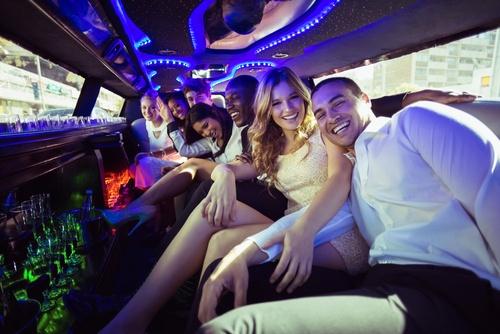 Limo City Tour (Optional Stripper)