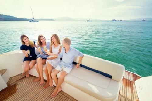 Luxury Royal Sailing Yacht Cruise