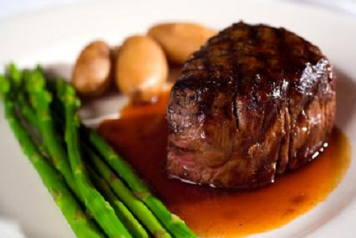 Luxury Steak Meal Night