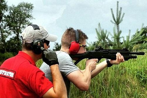 M16 & Magnum Shooting PLUS