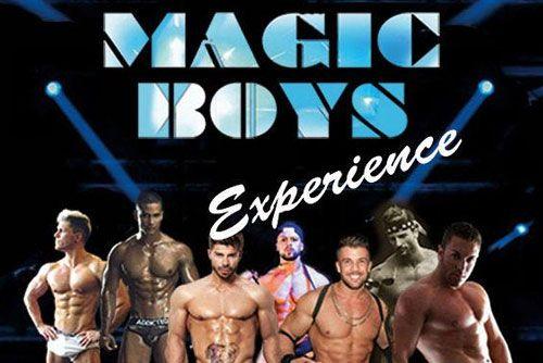 Magic Boys Night