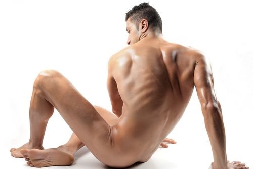 Male Nude Life Drawing