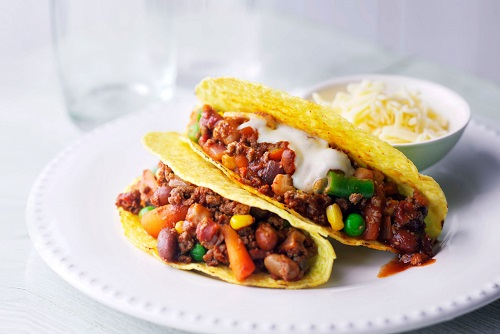 Mexican 3 Course Meal