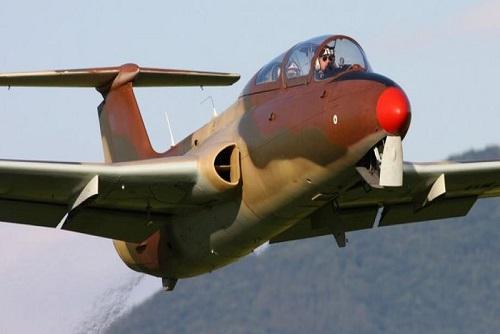 Military Jet Fighter Flight