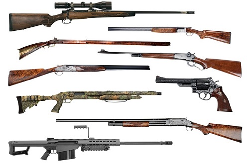Mixed Arsenal Shooting Package
