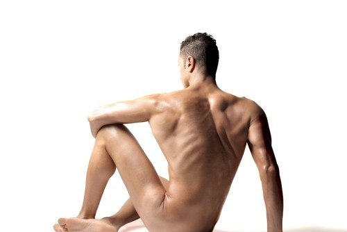 Male Naked Life Drawing Class