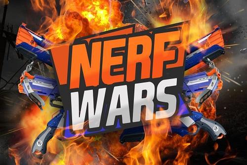 Nerf Gun Wars