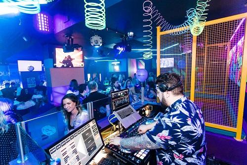Nightclub Entrance