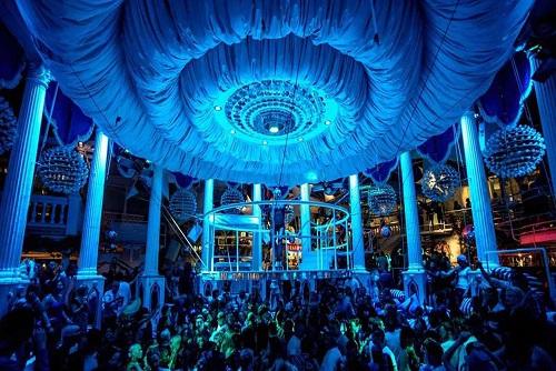 Nightclub Entry
