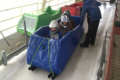 Olympic Bobsleigh