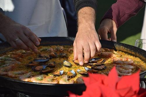 Paella & Sangria Making