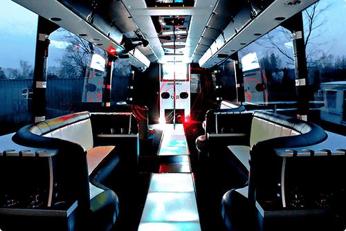Partybus Drive Around