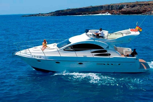 Private Poker Yacht
