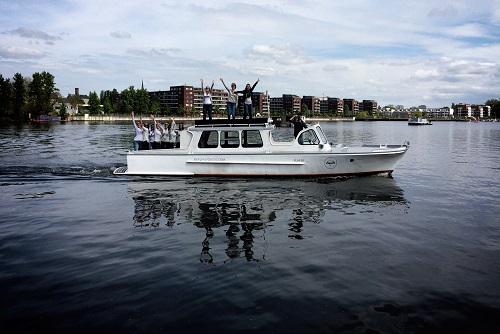 Private Boat Cruise - Small