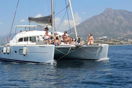 Private Catamaran Hire