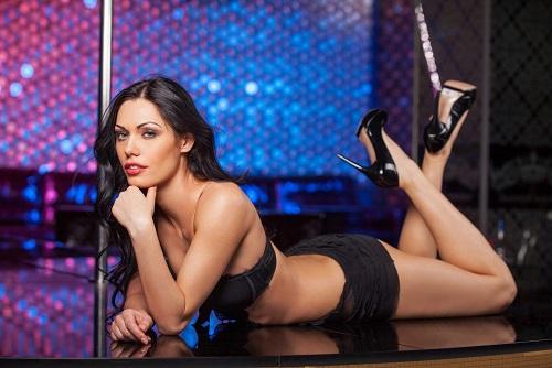 Private Female Stripper