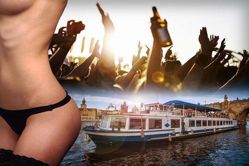 Private River Cruise & Stripper