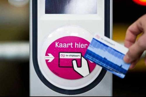 Public Transfer Card