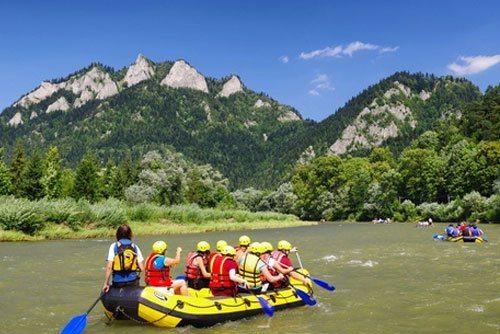 Rafting - Dunajec River