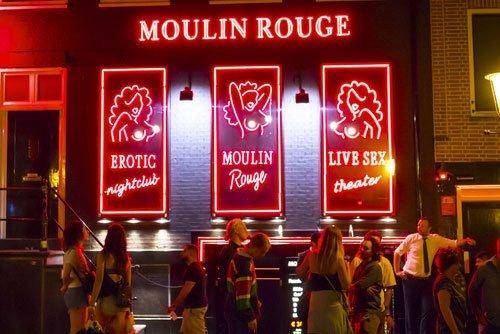 Red Light Tour Mini
