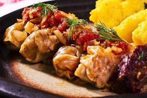 3 Course Romanian Dinner