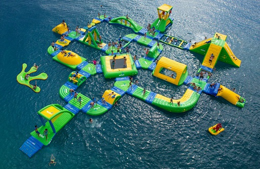 Sea Inflatable Wipeout