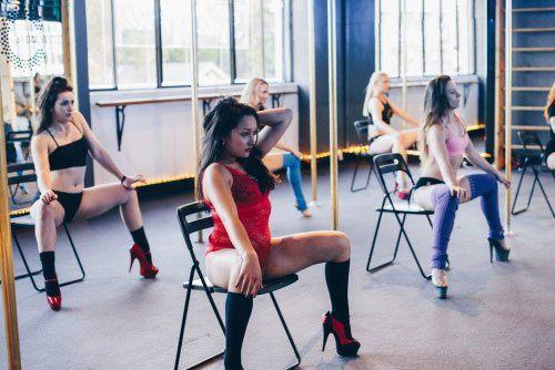 Lap Dance Class