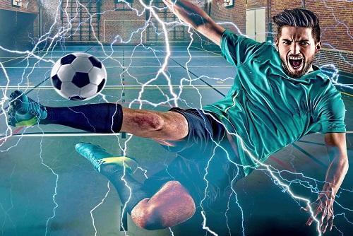 Electric Shock Football