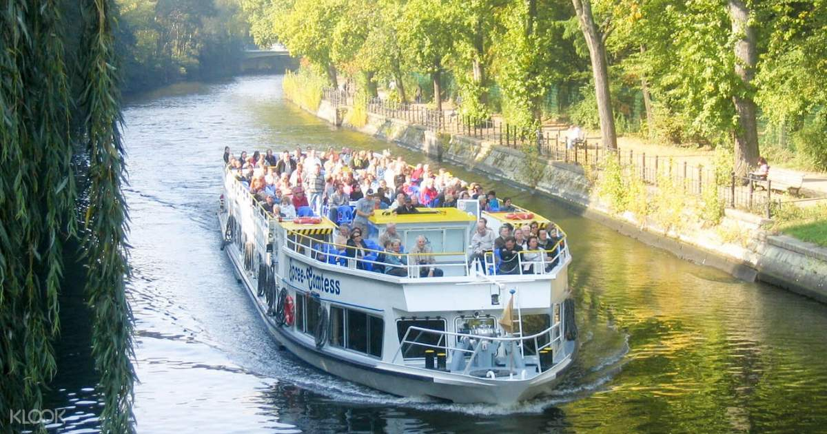 Sightseeing Boat Tour