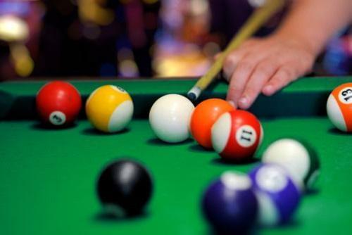 Pool Billiards or Snooker