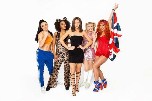 Spice Girls Dance Class