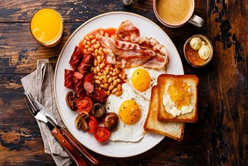 Boozy Breakfast