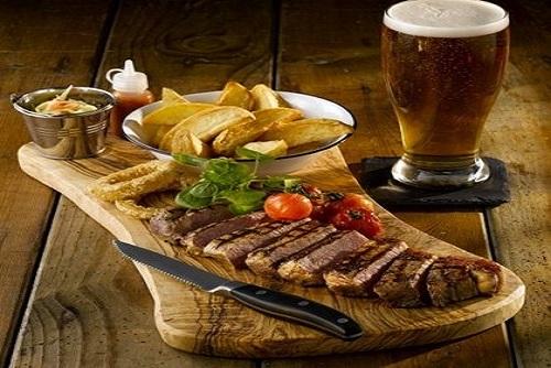 Steak Meal