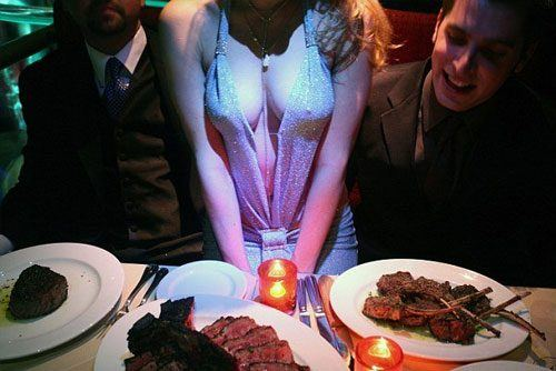 Meal & Stripper