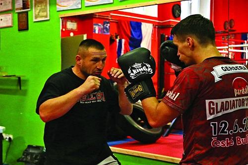 Thai Boxing Lessons