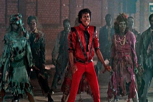 Thriller Dance Class