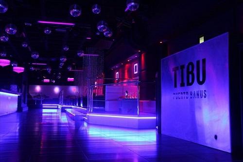 Nightclub entry guestlist TIBU