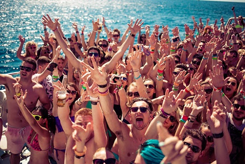 Ultimate Boat Party Afternoon