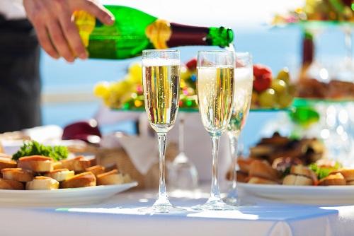 Ultimate Champagne Breakfast