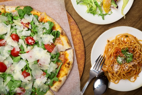 Italian Beachfront Meal Upgrade