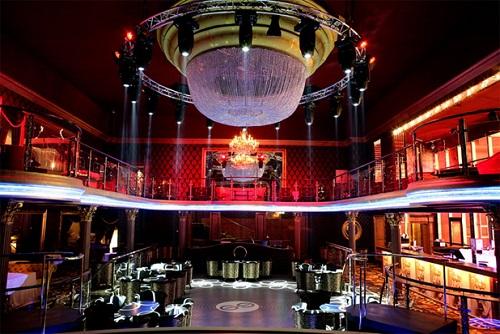 Nightclub VIP Entrance STUDIO69