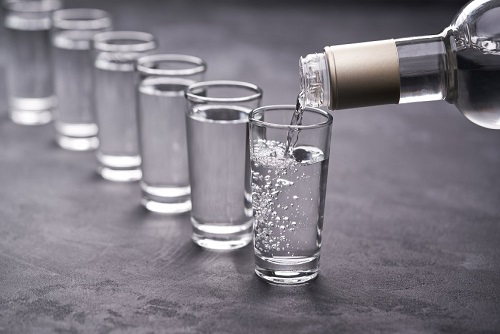 Vodka BBQ Party