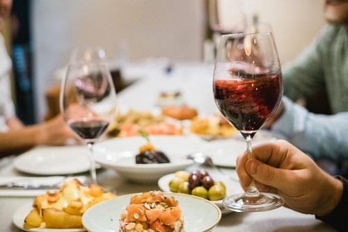 Wine and Tapas