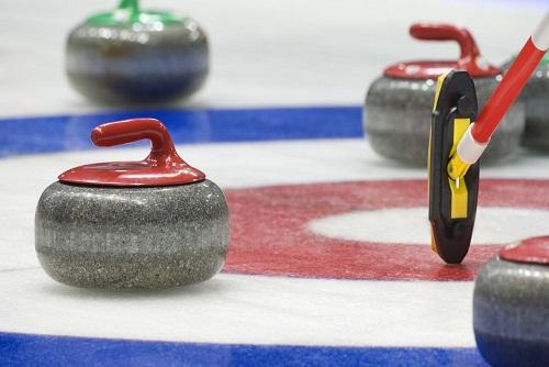 Winter Curling