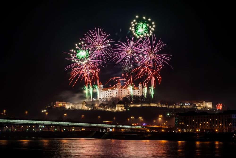 Bratislava Night Party