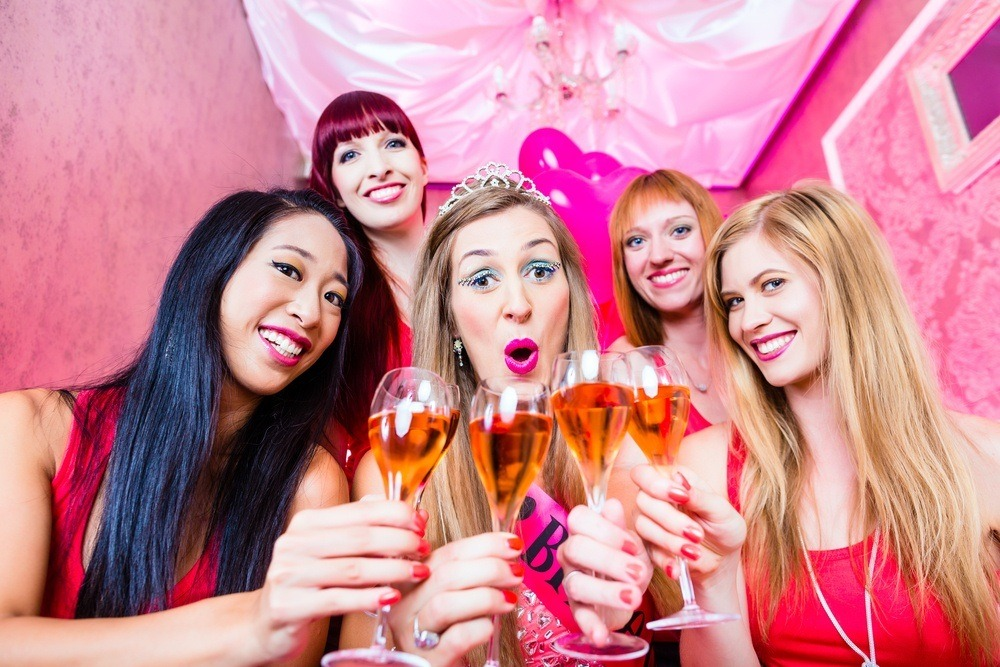 Exciting Hen Night